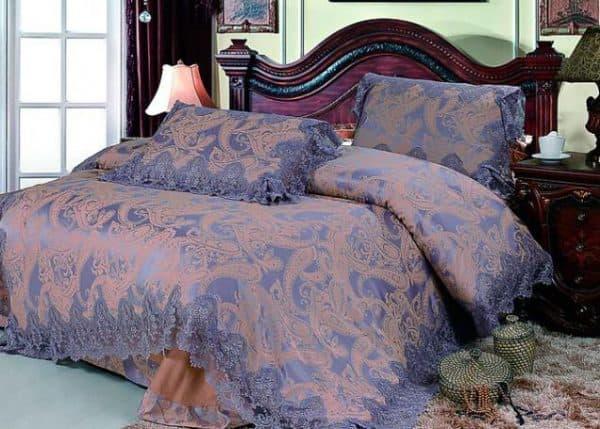 постельное бельё blumarine