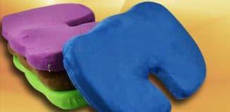 описание ортопедической подушки на стул