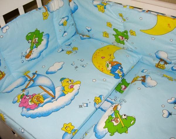 постельный комплект Барановичи для новорожденных