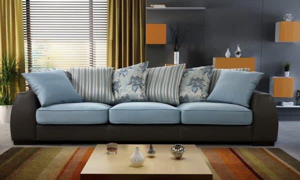 диван из микрофибры
