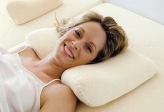 эффект использования ортопедических подушек