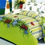 Постельное белье Ивселена: яркость расцветок