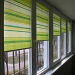 ролл шторы на пластиковые окна