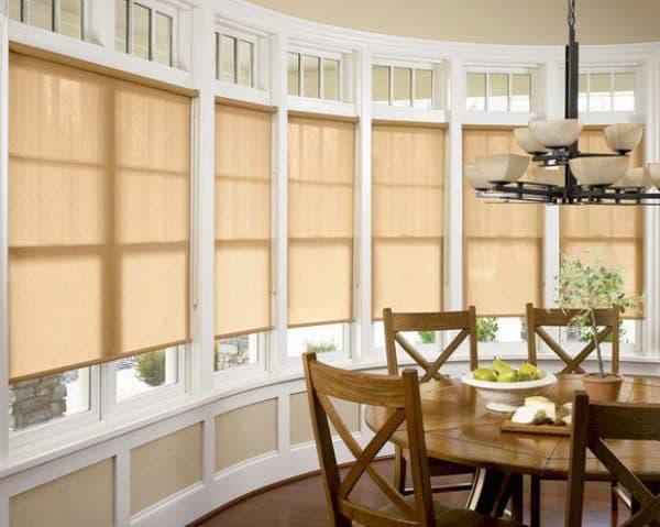 роллетные шторы для веранды