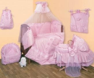 материал для постельного для новорожденных