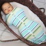 Какого размеры должны быть пеленки для новорожденных?
