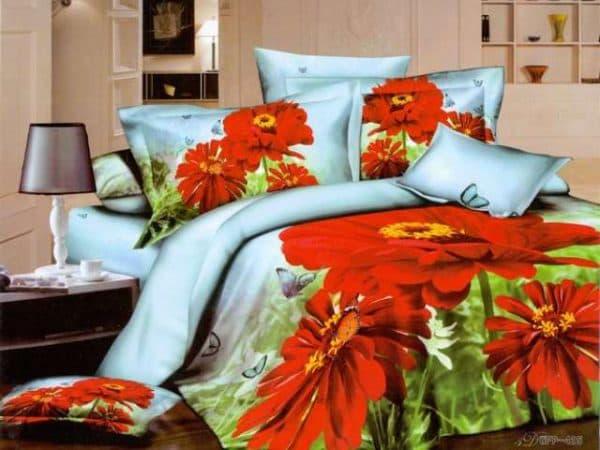 постельное белье Ярослав красивый сатин