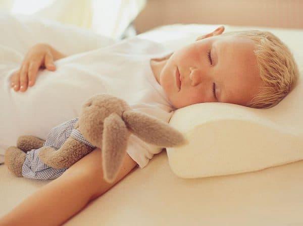 детская ортопедическая подушка от фирмы Орматек