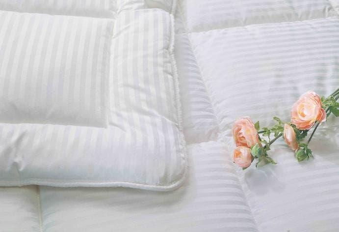 двуспального одеяла наполнитель силикон