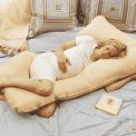 Халат и ночнушка для беременных и кормящих в роддом