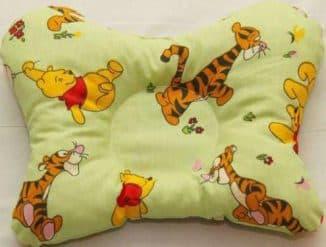 детская ортопедическая подушка от 3 лет
