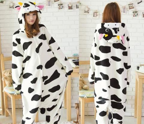 кигуруми корова
