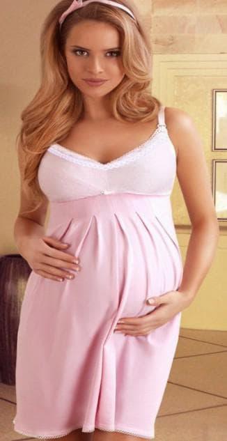 сорочка для беременных женщин