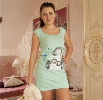 руся трикотаж иваново красивое платье для лета