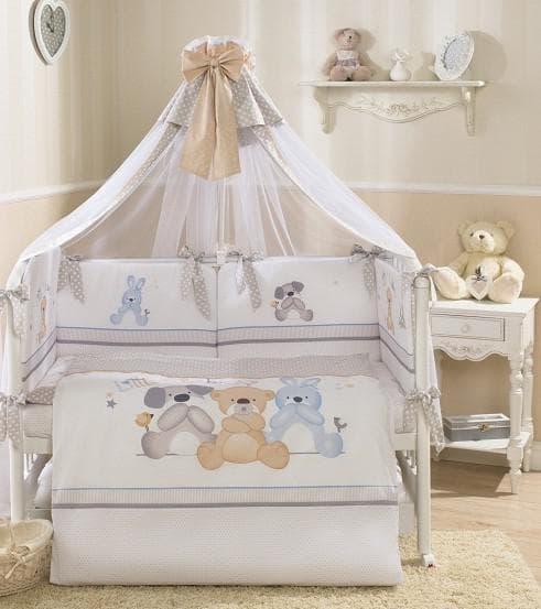 perina комплекты в кроватку модель Венеция