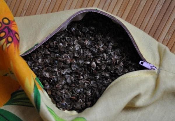 натуральные наполнители для подушки для садовой мебели