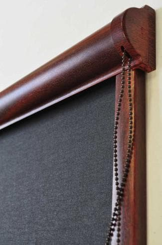 затемняющие рулонно кассетные шторы