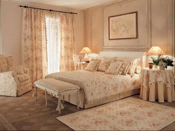 текстиль в Английском стиле прованс