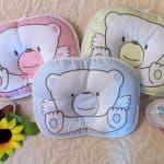 Какая ортопедическая подушка для новорожденных используется при кривошее