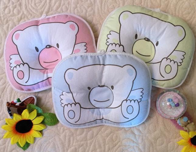Как выбрать ортопедическую подушку для новорожденных при кривошее