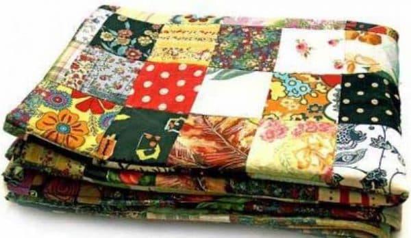 лоскутные одеяла в стиле пэчворк своими руками