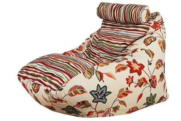 трапециевидные подушки для садовой мебели