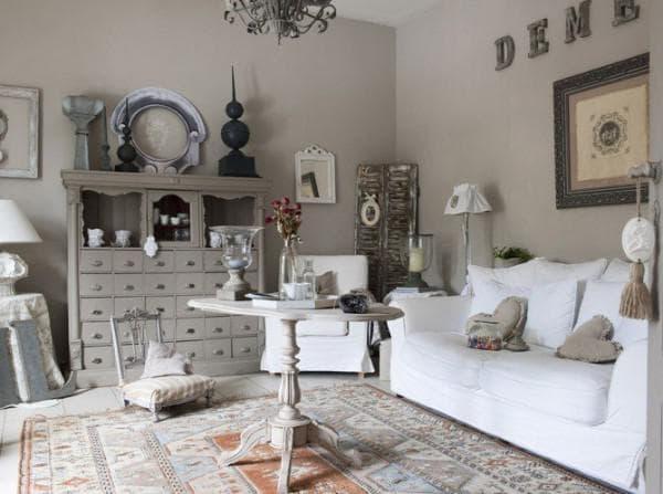 текстиль во Французском стиле прованс