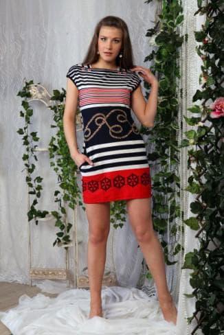 трикотаж из Иваново от Креатив красивые платья