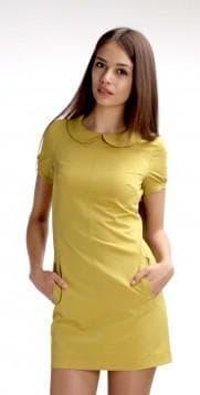 ткань Габардин для пошива женских платьев