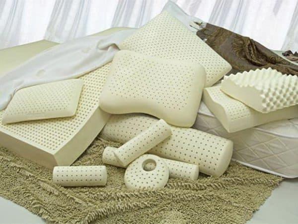 наполнитель для подушки латекс