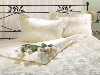 постельное белье заменитель шёлка для семейной пары