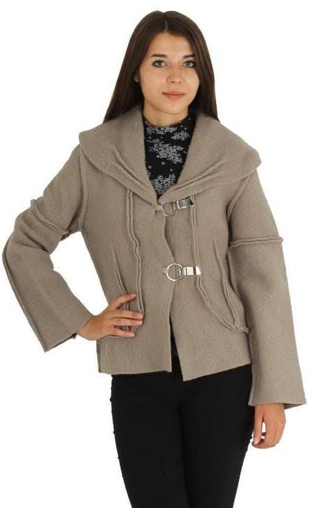 ткань Гарус для пошива женских курток