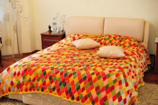 фото лоскутные одеяла в стиле пэчворк двухспальное