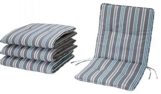 подушки для садовой мебели на сидения Икеа