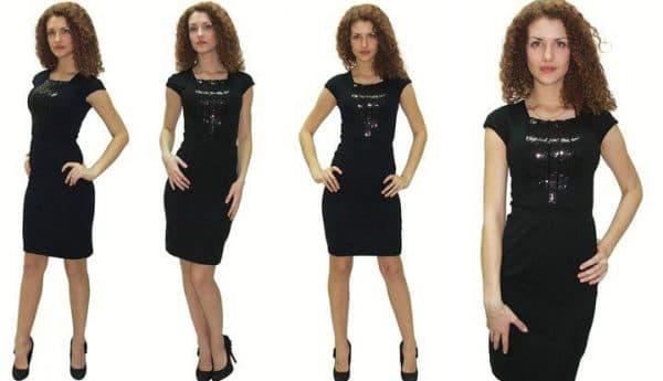 серенада трикотаж иваново платья