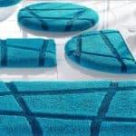 прорезиненный коврик для ванной