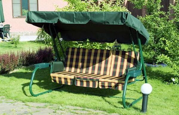 подушки для садовой мебели на сидения «Даметекс»