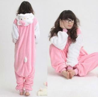 пижама кигуруми для отдыха