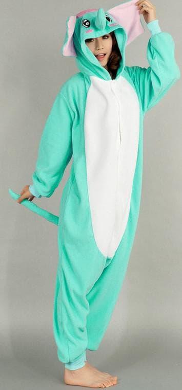 пижама кигуруми в виде животного
