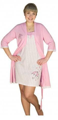 лотос трикотаж иваново ночные халаты для женщин