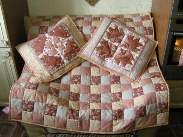 Лоскутные покрывала в стиле «пэчворк» из Иваново