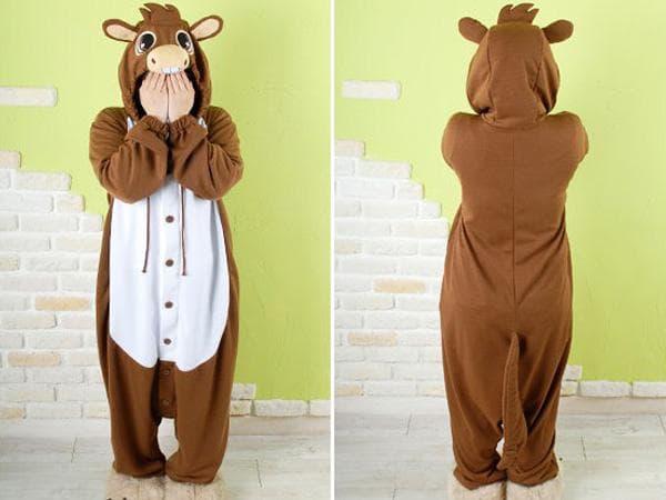 пижама кигуруми настоящие животные