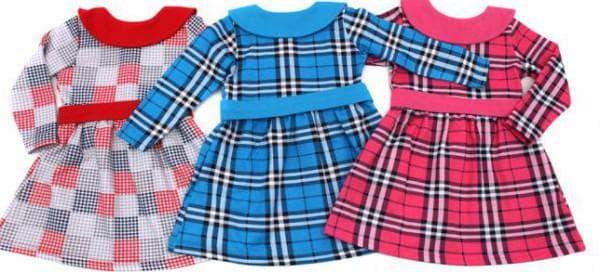 Юлла смоленский трикотаж детские платья