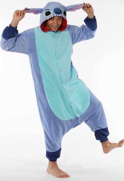 пижама кигуруми из известных мультиков