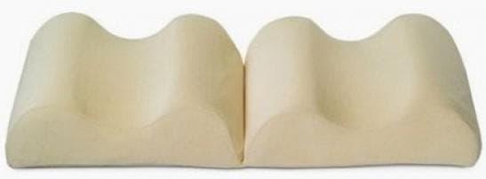 Ортопедическая подушка для ног при варкозе для сна – валик своими руками