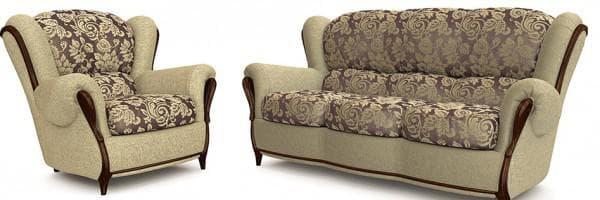 ткань Майа для пошива оббивки для диванов
