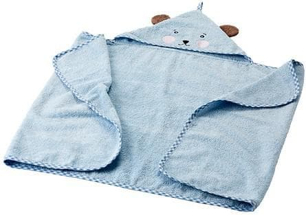 Банное полотенце с капюшоном от «Ikea