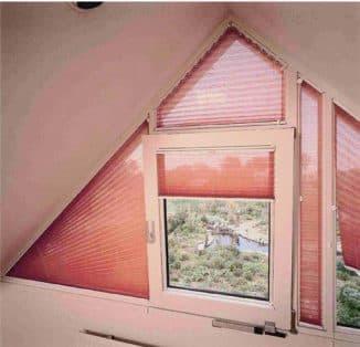 красивые шторы на большие окна