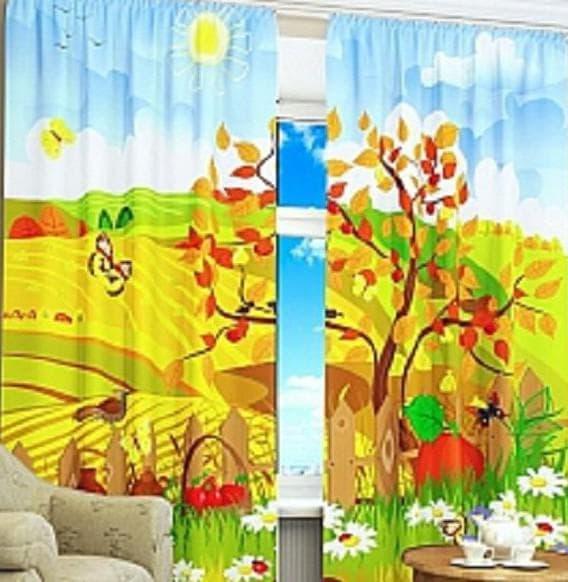 шторы Томдом для детской комнаты
