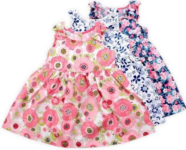 платья и сарафрны текстиль Пташка